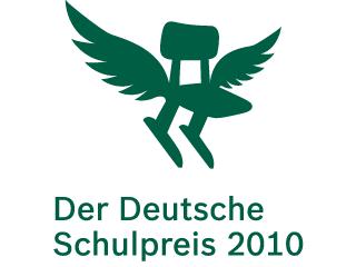 Logo Deutscher Schulpreis - Preisträger 2010