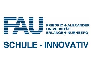 Logo FAU Schule innovativ
